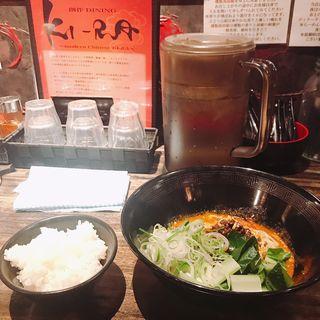 汁なし担々麺(麺屋 きら (キラ))