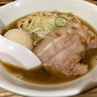 肉そば 小(自家製麺 伊藤 神田店)