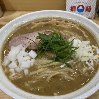 鶏白湯カレーシチューラーメン(桐麺 )