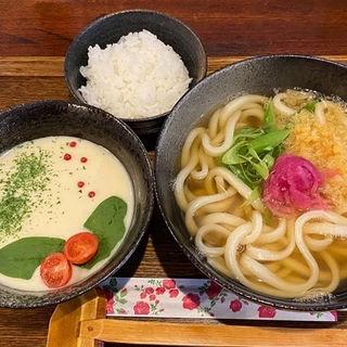 大阪つけ麺HATSUKOI(数量・期間限定)(うどん大師空海)