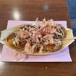 たこ焼き8個(ソース)(たこ焼道楽 わなか 千日前 本店 )