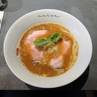 魚介白湯そば(maren -まれん-)