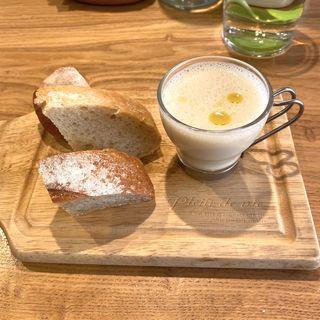 パンとスープ(メゾン ミッシェル (Maison Michel))