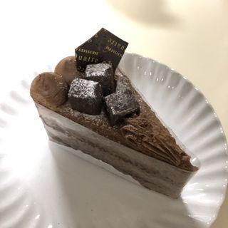 生チョコレートケーキ(キャトル 渋谷東急東横店 )