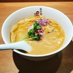 金目鯛らぁ麺〜濃厚白湯仕立て〜