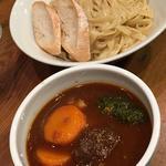 ビーフシチューつけ麺(2017年Xmas)