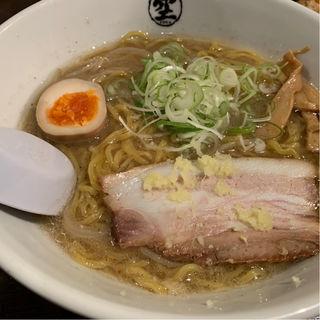 味噌ラーメン(らーめん空 札幌ら~めん共和国店)