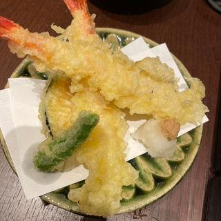 天ぷら(神楽坂九頭龍蕎麦 msb Tamachi)