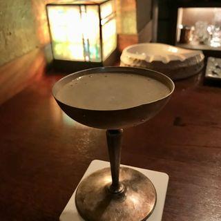 エスプレッソマティーニ(Bar d'Arome)
