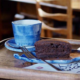 チョコレートケーキ(セット)