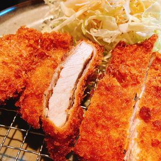 ロースカツ定食(とん亭 )