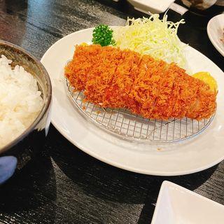 椛定食(とんかつ椛)