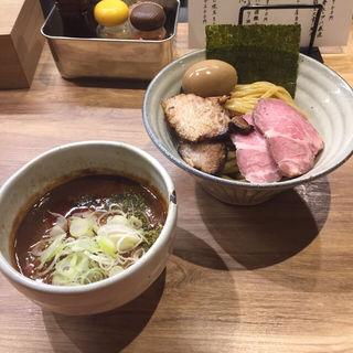 特製吟醸味噌つけ麺(自家製麺 つきよみ)
