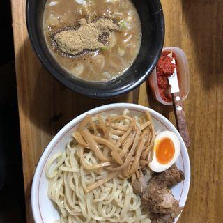 超濃厚魚介つけ麺 大盛(麺処 壱萬屋 (いちばんや))