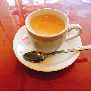ホットコーヒー(牛すじトマト煮込み専門店もうまてん)