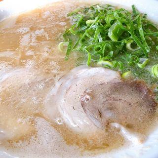 ワンタン麺(須恵三洋軒 古賀店)