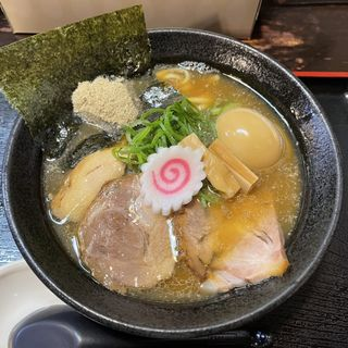 にぼこいラーメン(醤油)(にぼしこいし)