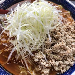 上坦々麺(江ざわ)