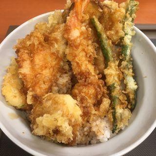 オールスター天丼 並盛(天丼てんや 渋谷地下鉄ビル店 )