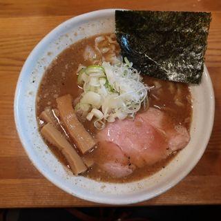 らぁ麺(麺道GENTEN )