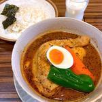 知床鶏スープカレー