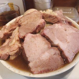 スープパスタジロー 醤油(麺や 鳥我)