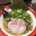 細麺・九条ねぎ