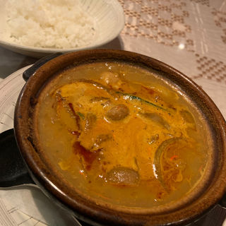 チキンカレー(バロッサ (BAROSSA))