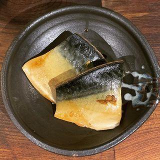 鯖の味噌煮(かがやき)
