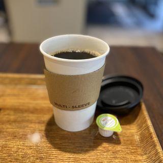 コーヒー(カフェ ミリオン)