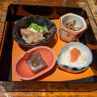 前菜(魚屋 がぶ )