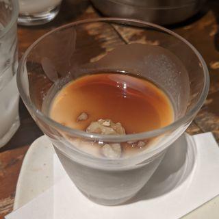 黒糖プリン(魚屋 がぶ )