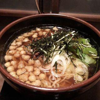 鶏中華そば(ふくや 京都)