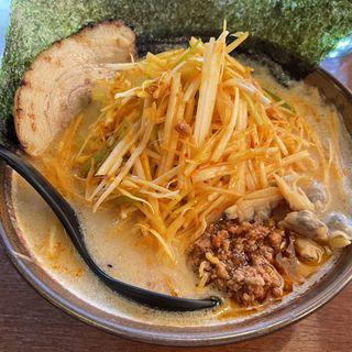 江戸前味噌 肉ネギラーメン