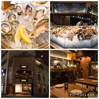 6Pプラッター(オストレア oysterbar&restaurant 新宿三丁目店)