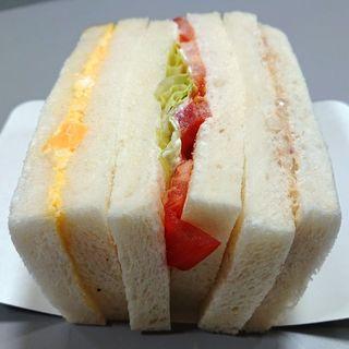 三食サンド