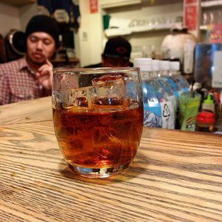 紹興酒ロック(恋のぼり )