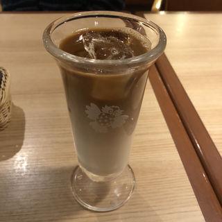 ミルクアイスカフェオレ(びっくりドンキー 苫小牧東店 )