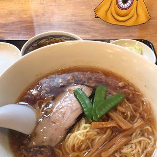 らーめん(香湯ラーメン ちょろり 恵比寿店)