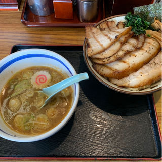 チャーシューつけ麺(並)