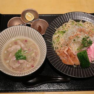 イベリコ豚つけ麺(slurp)