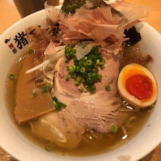 出汁そば(白)(猪一 (イノイチ))