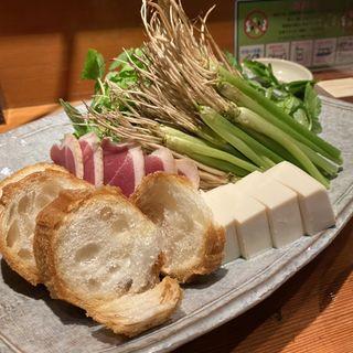 せり鍋(仙台旬風 冨和利 日本橋店)