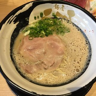 ラーメン(麺屋 二極)