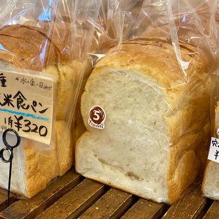 湯種玄米食パン(1斤)
