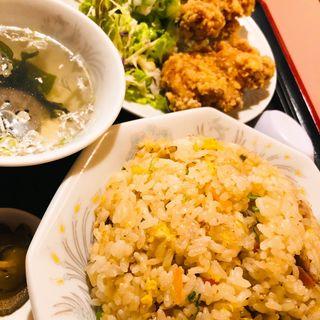 炒飯セット(サウスヴィラ (南苑))