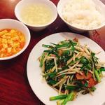 ニラレバ炒め(博雅 (ハクガ))