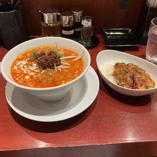 正宗担々麺(成都正宗担々麺 つじ田 アークヒルズ店)