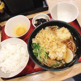 朝定食(麺家 )