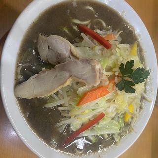 魚黒タンメン